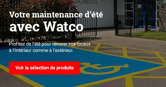 Votre maintenance d'été avec Watco