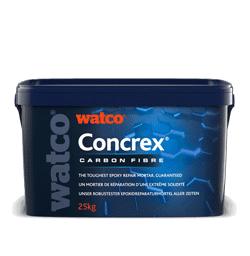 Concrex® Carbon Fibre