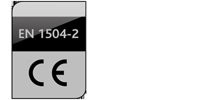 Icone EN 1504-2 CE