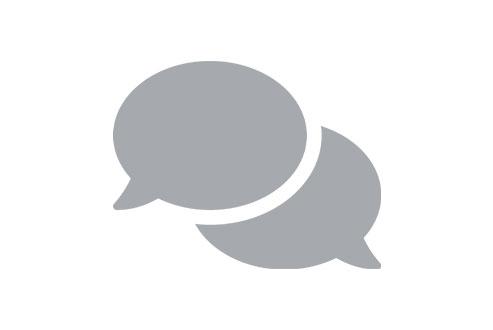 Icone Bulles de conversation