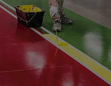 Hygiène et sécurité - Des produits de réparation et de peinture qui vous aideront à garder vos locaux entretenus.