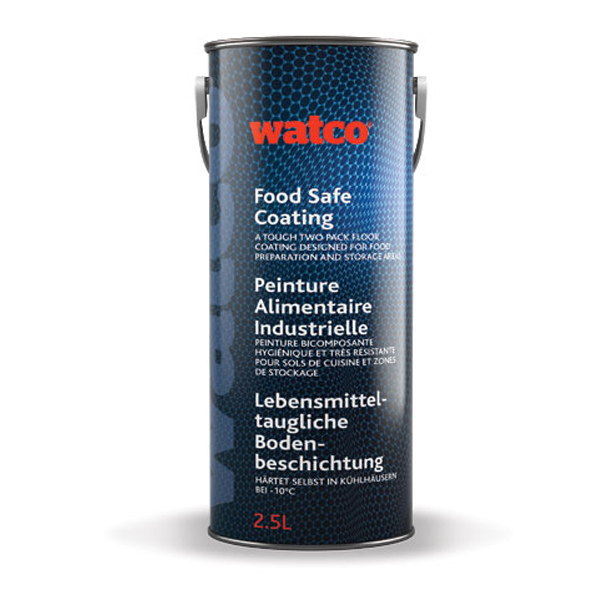 Seau de Peinture Alimentaire Industrielle 2,5 L