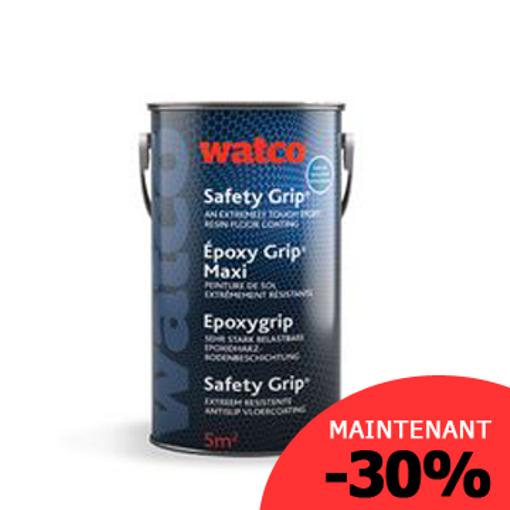 Epoxy Grip® Maxi - peinture sol époxy extrêmement antidérapante