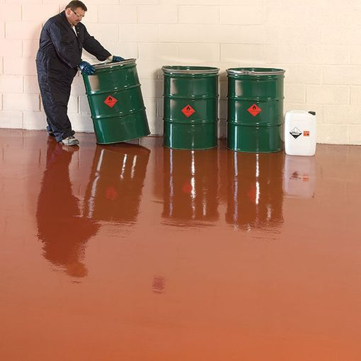 """""""Watco Solid'sol Epoxy, peinture époxy résistante aux produits chimiques"""""""