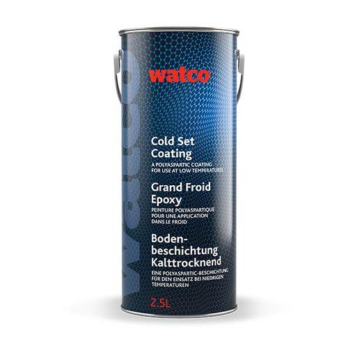 Grand Froid Epoxy® - peinture sol béton chambre froide